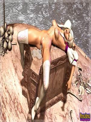 3D Porn Comics Mongobongo- Warcraft Belf- Centaur Porn Comic 47
