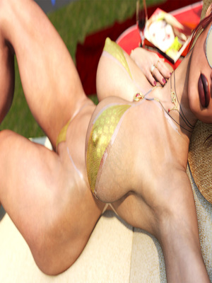 3D Porn Comics Morgan – Playground Fun- Zz2tommy Porn Comic 02