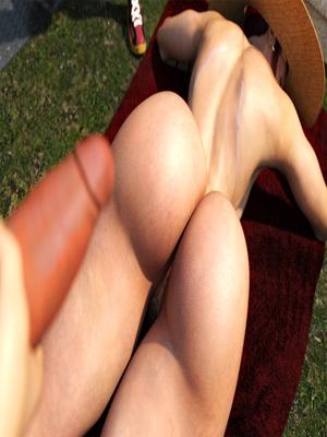 3D : Morgan – Playground Fun- Zz2tommy Porn Comic sex 24
