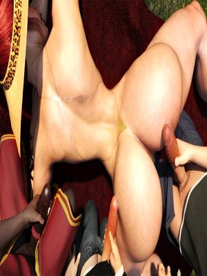 3D : Morgan – Playground Fun- Zz2tommy Porn Comic sex 26