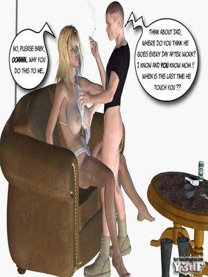 Y3DF Comics Mother's revenge- Y3DF Porn Comic 15