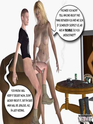 Y3DF Comics Mother's revenge- Y3DF Porn Comic 19