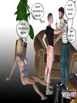 Y3DF Comics Mother's revenge- Y3DF Porn Comic 27