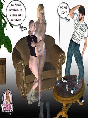 Y3DF Comics Mother's revenge- Y3DF Porn Comic 42