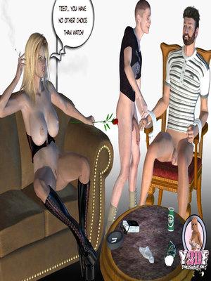Y3DF Comics Mother's revenge- Y3DF Porn Comic 51