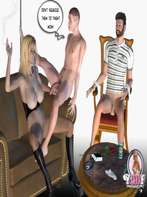 Y3DF Comics Mother's revenge- Y3DF Porn Comic 53