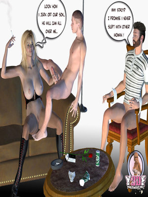 Y3DF Comics Mother's revenge- Y3DF Porn Comic 54