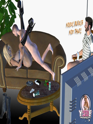 Y3DF Comics Mother's revenge- Y3DF Porn Comic 56