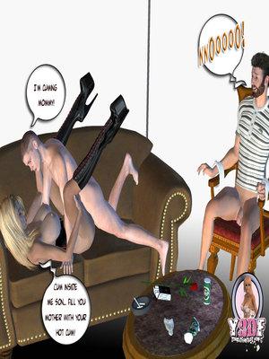 Y3DF Comics Mother's revenge- Y3DF Porn Comic 58