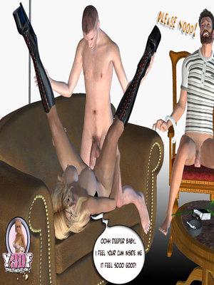 Y3DF Comics Mother's revenge- Y3DF Porn Comic 59
