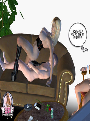 Y3DF Comics Mother's revenge- Y3DF Porn Comic 70