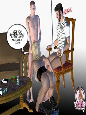 Y3DF Comics Mother's revenge- Y3DF Porn Comic 73