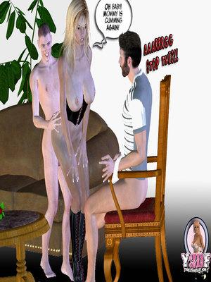 Y3DF Comics Mother's revenge- Y3DF Porn Comic 77