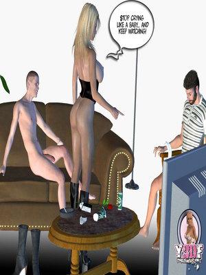 Y3DF Comics Mother's revenge- Y3DF Porn Comic 82
