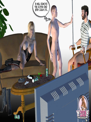 Y3DF Comics Mother's revenge- Y3DF Porn Comic 87