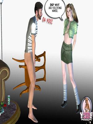 Y3DF Comics Mother's revenge- Y3DF Porn Comic 91