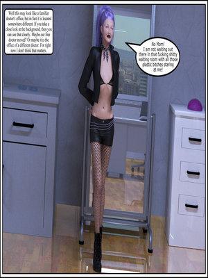 3D Porn Comics MrPhoenyxx – Implant Absorption Porn Comic 02