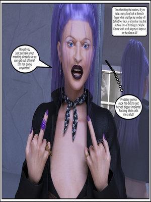 3D Porn Comics MrPhoenyxx – Implant Absorption Porn Comic 04