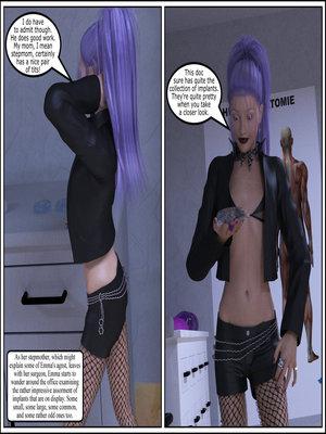 3D Porn Comics MrPhoenyxx – Implant Absorption Porn Comic 05