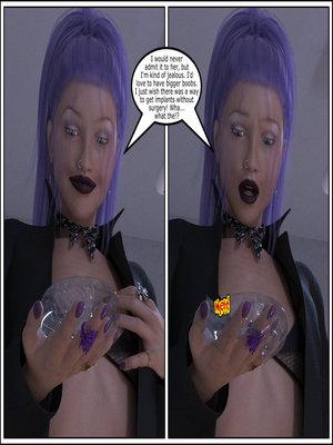 3D Porn Comics MrPhoenyxx – Implant Absorption Porn Comic 06