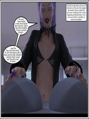 3D Porn Comics MrPhoenyxx – Implant Absorption Porn Comic 10