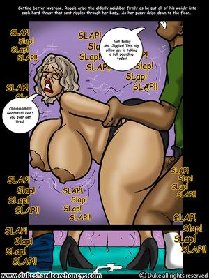 Mrs. Jiggles- Twerking GILF free Porn Comic sex 11