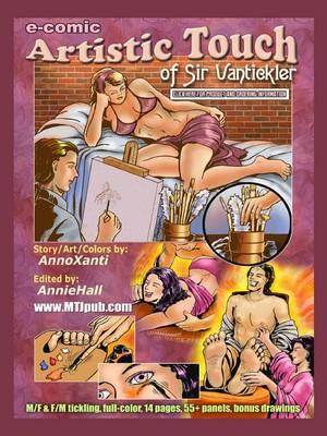 MTJ- Wish 1 (Guilty Pleasure) free Porn Comic