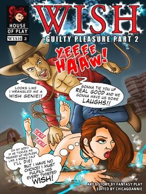 Porncomics MTJ- Wish 2 (Guilty Pleasure) Porn Comic 01