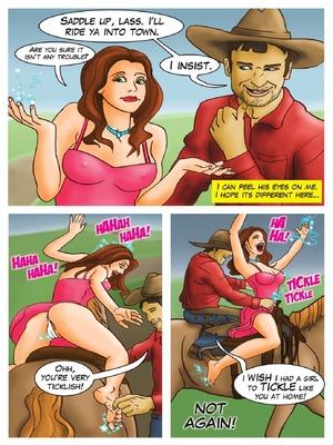 Porncomics MTJ- Wish 2 (Guilty Pleasure) Porn Comic 03