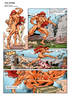 Muscle Fan- Massive Passion free Porn Comic