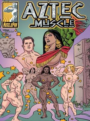 Porn Comics - MuscleFan- Aztec Muscle 4 free Porn Comic