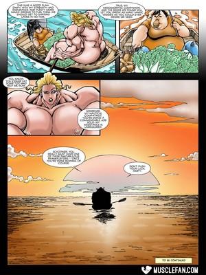 MuscleFan- Schooner The Sailor Girl free Porn Comic