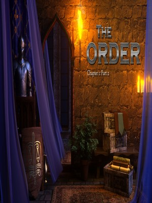 Porn Comics - Naama- The Order Part 2 free Porn Comic