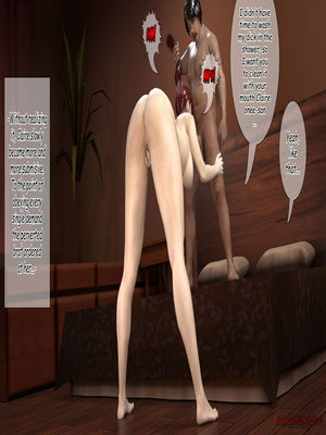 3D Porn Comics Nabriales The Majestic- The Beauty of Terra Save Porn Comic 28