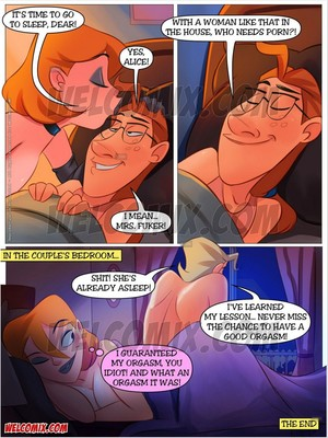 Naughty Home 28- Good Night Kiss- Part 2 free Porn Comic