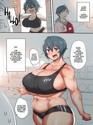Porn Comics - NDC- Natsumi x Ban free Porn Comic