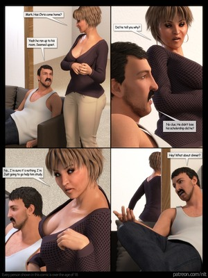 3D Porn Comics NLT Media – For My Son Porn Comic 20