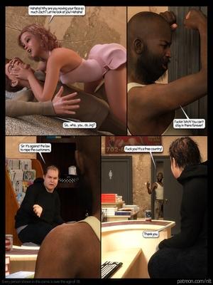 3D Porn Comics NLT Media- Aunt Debu2019s Show Porn Comic 18