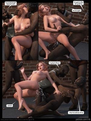 3D Porn Comics NLT Media- Aunt Debu2019s Show Porn Comic 43