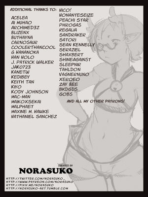 Norasuko- Locking Horns 2 free Porn Comic