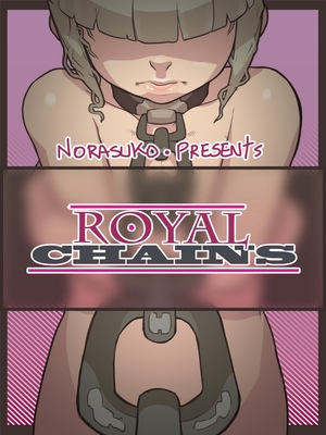 Adult Comics Norasuko- Royal Chains Porn Comic 01