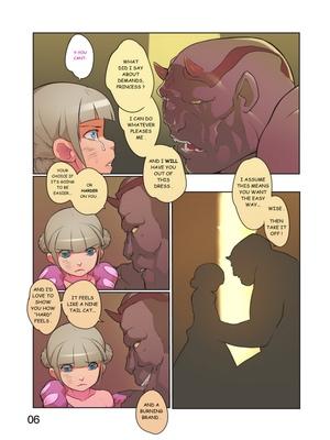 Adult Comics Norasuko- Royal Chains Porn Comic 05