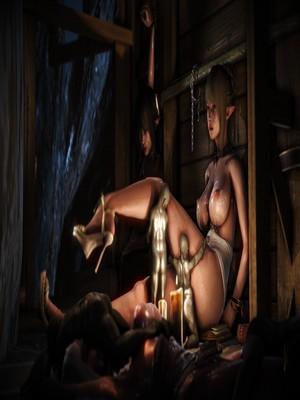 3D Porn Comics Oreo- Ultimate Goblin Gangbang Porn Comic 02