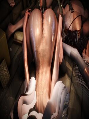 3D Porn Comics Oreo- Ultimate Goblin Gangbang Porn Comic 12