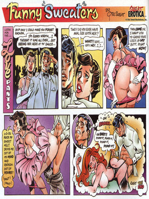 Porn Comics - Otis Sweat- Love Pants free Porn Comic