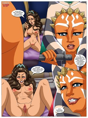 Adult Comics Palcomix – Republic Rendezvous Porn Comic 13
