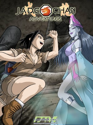 Porn Comics - Palcomix- Jade Chan Adventures 2 free Porn Comic