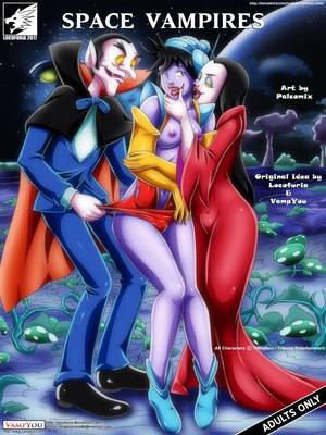 Porn Comics - Palcomix- Space Vampires free Porn Comic