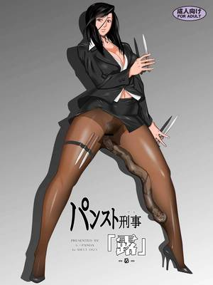 Pantyhose Detective free Porn Comic