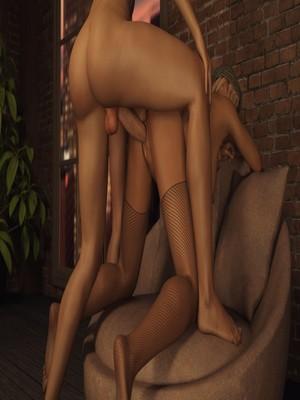 3D Porn Comics Paradox3D- Vanilla Weekend 2 Porn Comic 40